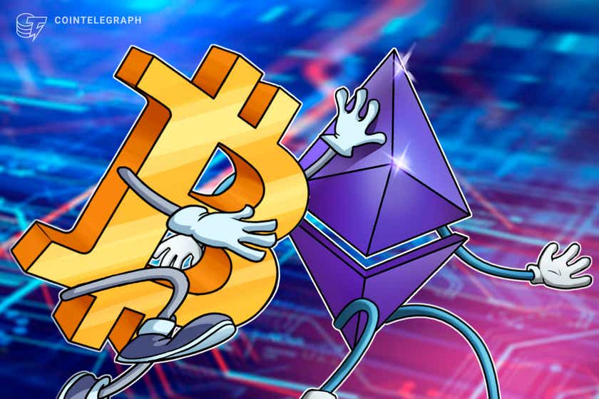 Ethereum nears its own all-time high as ETH price retakes $4K